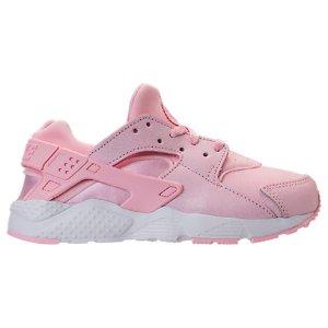 Girls' Preschool Nike Huarache Run SE Running Shoes