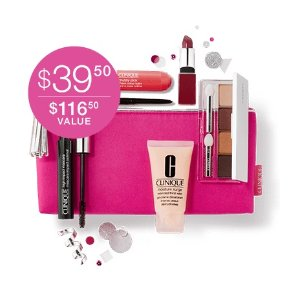 Merry and Bright Gift Set | Clinique