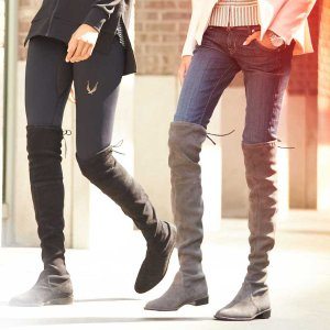 Lowland Over-the-Knee Boot Over-the-Knee Boots