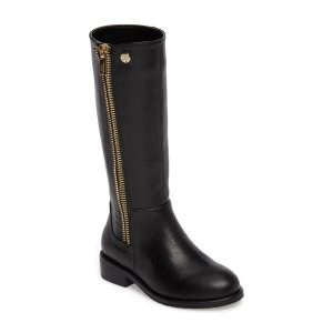 Stuart Weitzman Lowland Riding Boot (Toddler, Little Kid & Big Kid) | Nordstrom