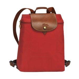 Longchamp Le Pliage Zippered Backpack | Sands Point Shop