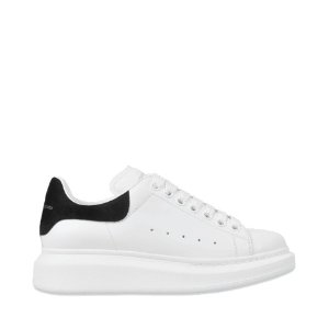 Alexander McQueen Exaggerated sole sneakers