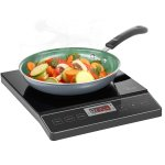 Chef's Star 1800W Portable Induction Cooktop Countertop Burner