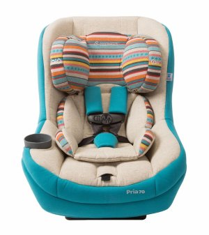 $170.99+无税包邮(原价$274.99)Maxi Cosi Pria 70波西米亚蓝色款 最美儿童汽车座椅劲爆低价
