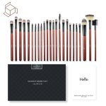 Anjou Makeup Brushes, 24 Pieces Professional Eye Makeup Cosmetics Brush Set