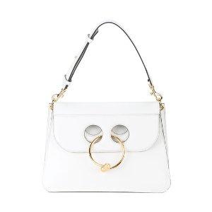 J.W.Anderson Medium White Pierce shoulder bag