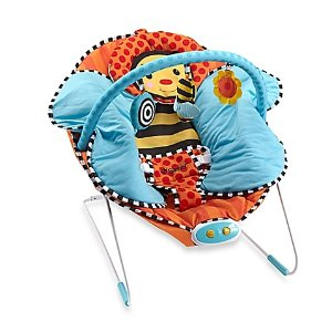 Sassy® Cuddle Bug Bumblebee Bouncer