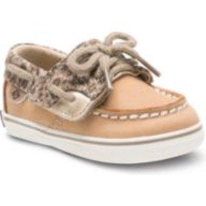Little Kid's Sperry Top-Sider Bluefish Jr. Crib Boat Shoe | Stride Rite