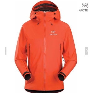 Arcteryx Men's Beta SL Hybrid Jacket - at Moosejaw.com