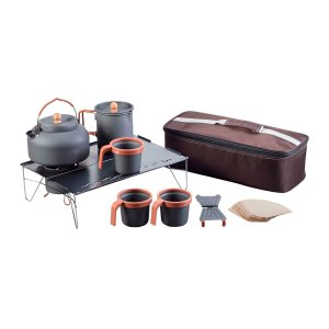 Pure Outdoor Coffee and Tea Set - Monoprice.com