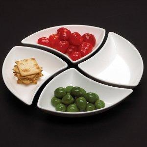 New Wave Set of 4 Appetizer Plates - Villeroy & Boch