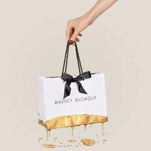 40% OffDesigner Handbags, Shoes, Clothing @ Harvey Nichols