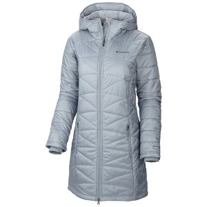Columbia Mighty Lite Omni-Heat Hooded Jacket