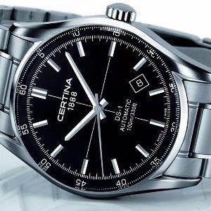 $345 (Orig $940)Certina Men's DS 1 Watch C006-407-44-081-00