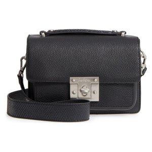 Gessica Leather Shoulder Bag