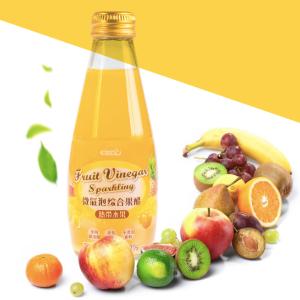 NATURAL Fruit Vinegar Sparkling Drink- Tropical Fruite 200ml