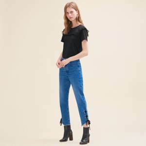 Dealmoon Singles Day Exclusive!25% Off Pants & Jeans Sale @ Maje