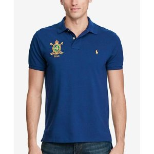 Polo Ralph Lauren Men's Classic-Fit Featherweight Mesh Polo, Created for Macy's - Polos - Men - Macy's