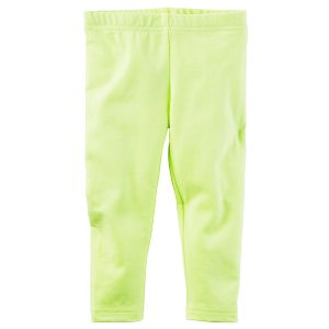 Neon Capri Leggings