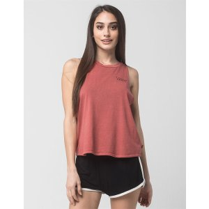 VANS Directional Womens Muscle Tee | Graphic Tees