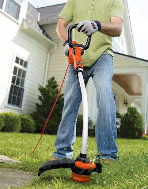 $49BLACK & DECKER 7.5-Amp 14-in Corded Electric String Trimmer and Edger