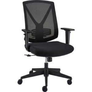 Mesh Chair, Quill Brand, Black | Quill.com