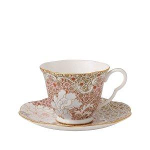Wedgwood Daisy Tea Story Teacup and Saucer | Harrods.com
