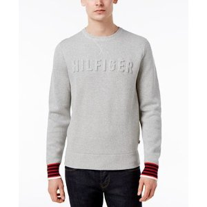 Tommy Hilfiger Men's Brandon Logo Sweatshirt - Sweaters - Men - Macy's