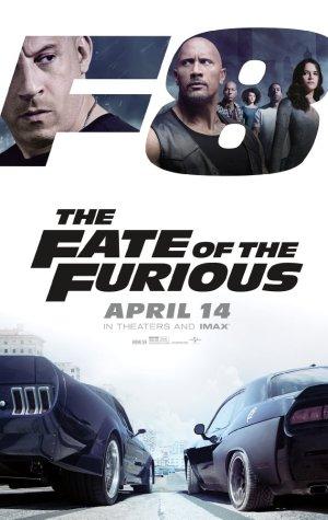 Free Advance ScreeningThe Fate of The Furious