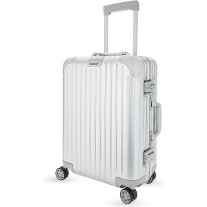 RIMOWA Topas multi-wheel suitcase 55cm