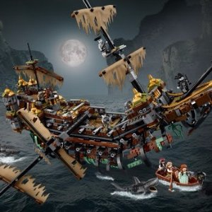 $199.99 + Free GiftLEGO Pirates of the Caribbean: Dead Men Tell No Tales 71042 Silent Mary