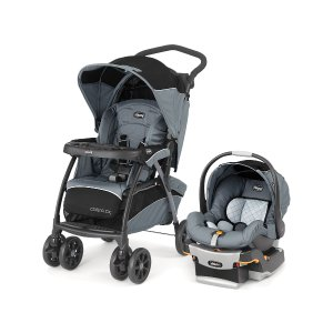 Chicco Iron Cortina CX Travel System Stroller & Car Seat | zulily