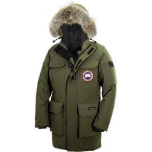 Canada Goose Citadel Down Parka - Men's | Backcountry.com