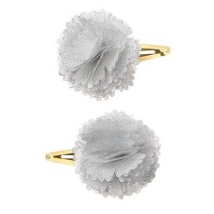 Sparkle Blossom Barrettes 2-Pack