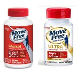 Schiff Products sale, Move Free, MegaRed, Digestive Adantage and Airborne