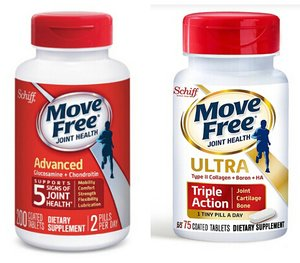 Costco In-store Sale!  Up to $5 offSchiff Products sale, Move Free, MegaRed, Digestive Adantage and Airborne