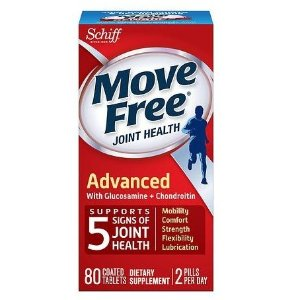 Buy 1 Get 1 Free + $10 Off $50Select Schiff Move Free products @ Walgreens