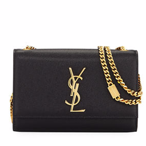 Kate Monogram Small Grain Leather Crossbody Bag