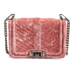 Rebecca Minkoff Small Love Velvet Crossbody Bag (Nordstrom Exclusive)