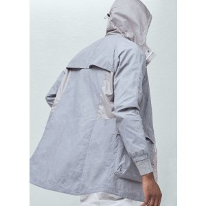 Hooded nylon parka - Men | OUTLET USA