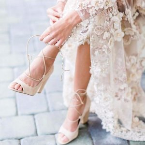 Over 50% Off Wedding Shoes @ Farfetch