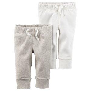 Baby Boy 2-Pack Babysoft Pants | Carters.com