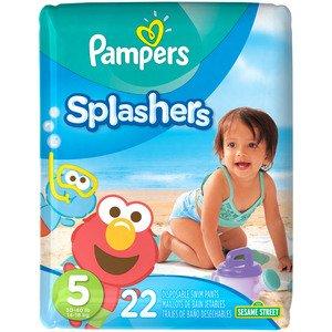 Pampers Splashers Disposable Swim Pants