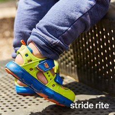 Up to 65% Off + $10 Off $20Stride Rite Shoes @ Zulily