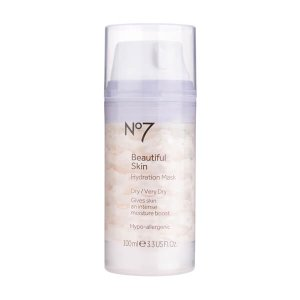 Boots No.7 Beautiful Skin Hydration Mask - Dry to Very Dry | Reviews | SkinStore