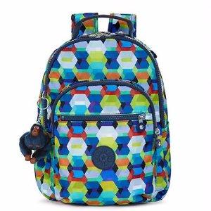 Seoul Small Printed Backpack