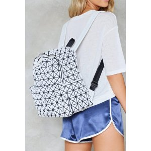 WANT Take Shape Backpack | Shop Clothes at Nasty Gal!