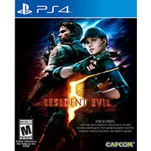 Resident Evil 5 HD for PlayStation 4 | GameStop