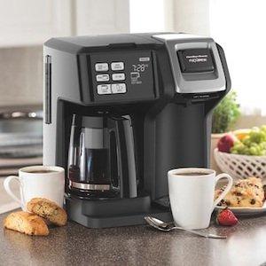 $55Hamilton Beach FlexBrew 2-Way Coffee Maker