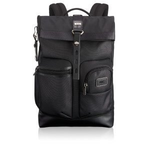 Luke Roll Top Backpack - Alpha Bravo | Tumi US
